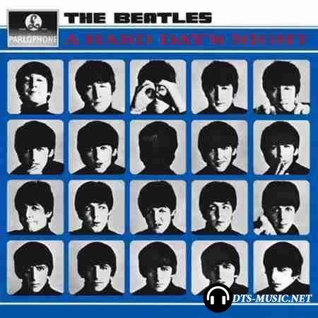 The Beatles - A Hard Day's Night (1964) DTS 5.1 (Upmix)