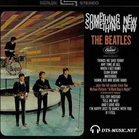 The Beatles - Something New (1964) DTS 5.1 (Upmix)