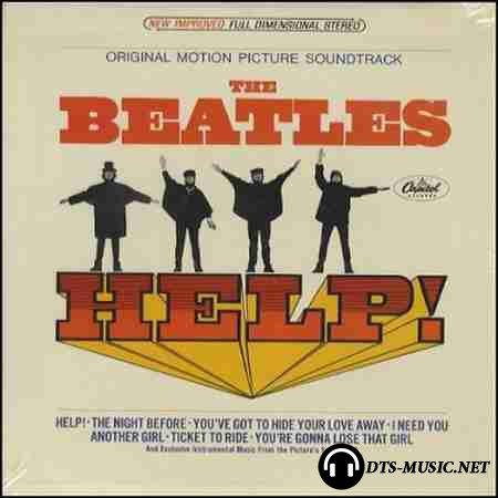 The Beatles - Help (1965) DTS 5.1 (Upmix)