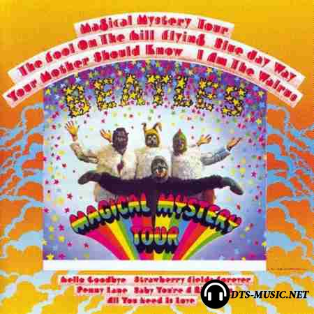 The Beatles - Magic Mistery Tour (1967) DTS 5.1 (Upmix)