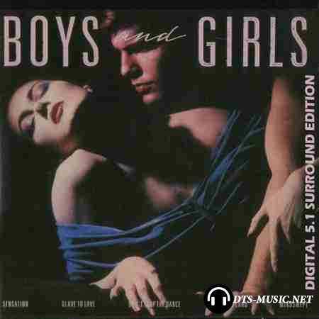 Bryan Ferry - Boys And Girls (2005) DTS 5.1