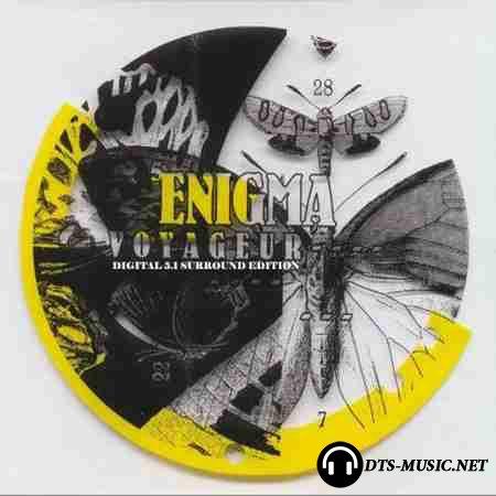 Enigma - Voyageur (2003) DTS 5.1 (Upmix)