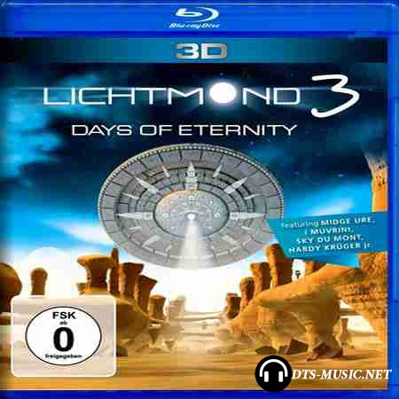 Giorgio Koppehele, Martin Koppehele - Lichtmond 3: Days Of Eternity (2014) DTS-ES Discrete 6.1 CD-Audio