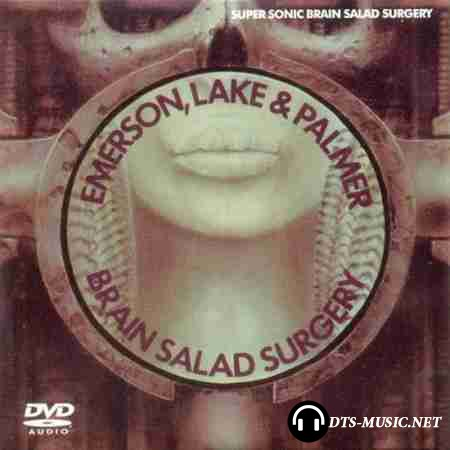 Emerson Lake & Palmer - Brain Salad Surgery (2014) DVD-Audio