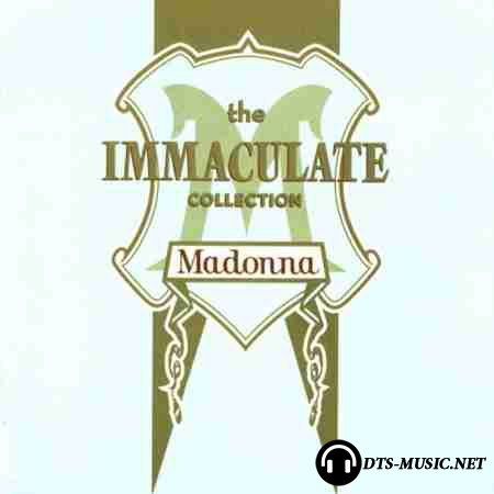 Madonna - The Immaculate Collection (1990) DTS 5.1 (Upmix)