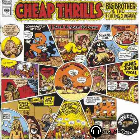 Big Brother And The Holding Company - Cheap Thrills (1968/1999) DTS 5.1