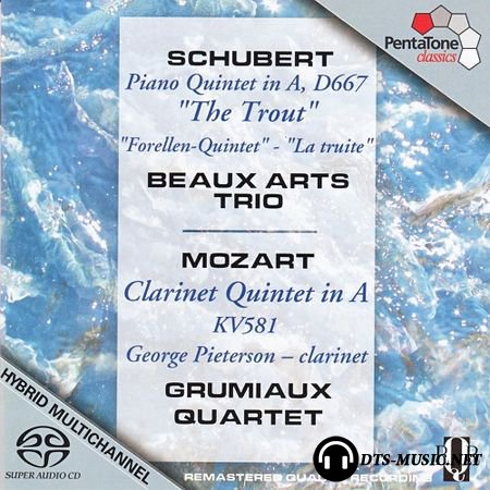 VA - Schubert: Piano Quintet in A, D667