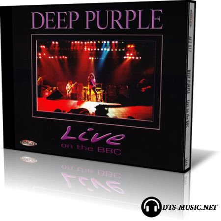 Deep Purple - Live On The BBC (1972/2004) SACD-R