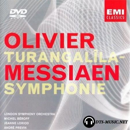 Olivier Messiaen - Turangalila-Symphonie (2001) Audio-DVD
