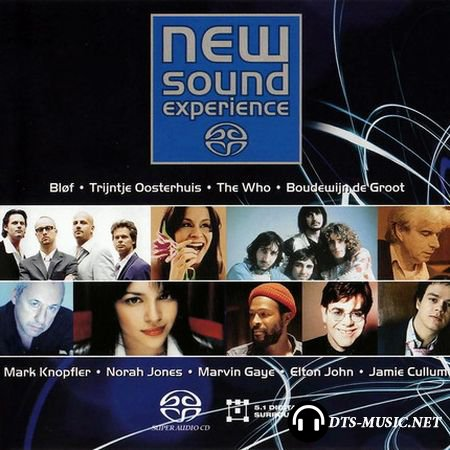 VA – New Sound Experience (SACD Sampler) (2004) SACD-R