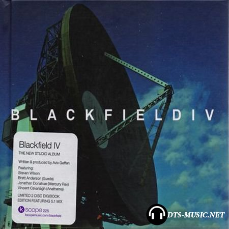 Blackfield - Blackfield IV (2013) DVD-Audio