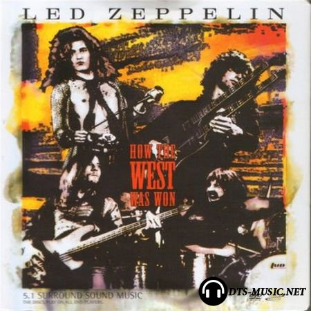 Led Zeppelin - How The West Was Won (2003) DVD-Audio