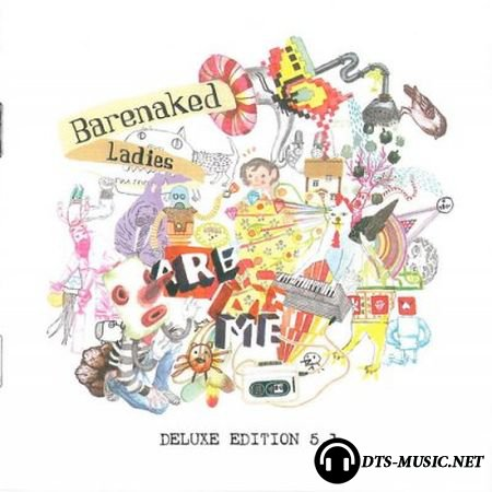 Barenaked Ladies - Are Me: Deluxe Edition 5.1 (2006) DVD-Audio