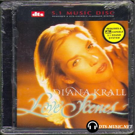 Diana Krall - Love Scenes (2003) DVD-Audio