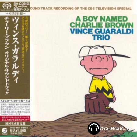 Vince Guaraldi Trio - A Boy Named Charlie Brown (1964/2012) SACD-R