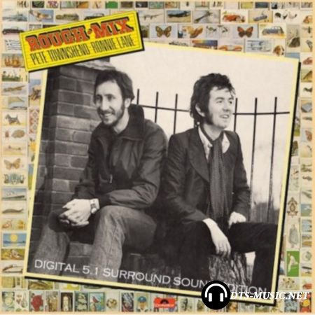Pete Townshend & Ronnie Lane - Rough Mix (2006) DTS 5.1