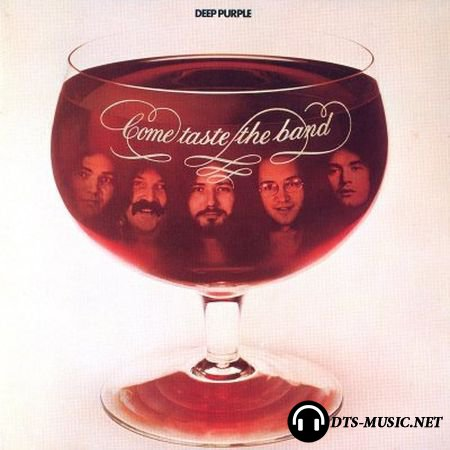 Deep Purple - Come Taste The Band (1975) DVD-Audio (Upmix)