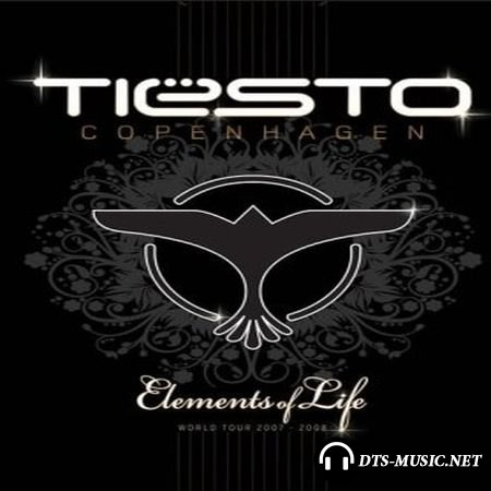 Dj Tiesto - Copenhagen (Elements of Life World Tour 2007-2008) (2008) DTS 5.1