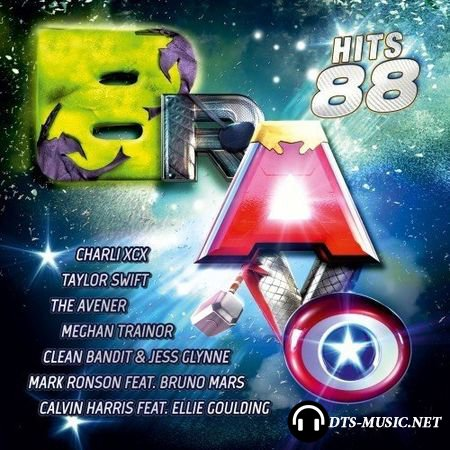 VA - Bravo Hits 88 2CD (2015) DTS 5.1