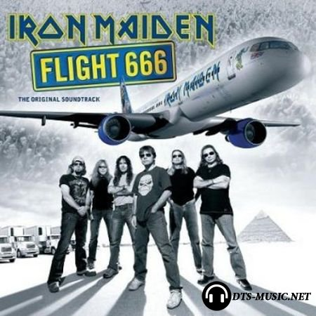 Iron Maiden - Flight 666 Soundtrack (2009) DVD-Audio