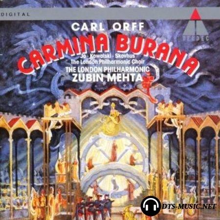 Carl Orff - Carmina Burana (2001) DVD-Audio