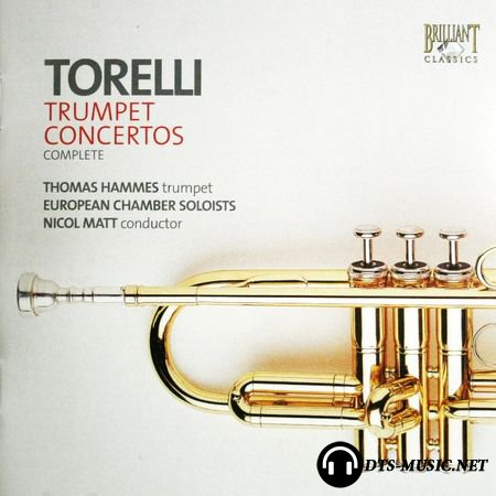Giuseppe Torelli - Trumpet Concertos (Complete) (2005) DTS 5.1