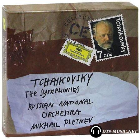 Tchaikovsky - Symphonies (Pletnev) (Collectors Edition 7CD) (2010) DTS 5.1