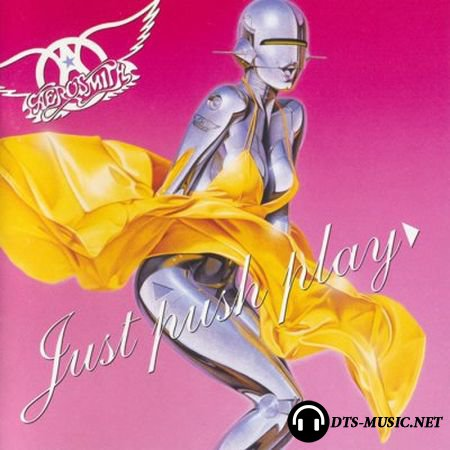 Aerosmith - Just Push Play (2001) SACD-R