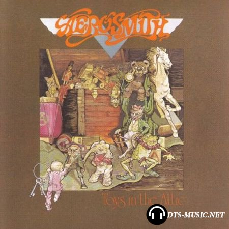 Aerosmith - Toys In The Attic (2003) SACD-R