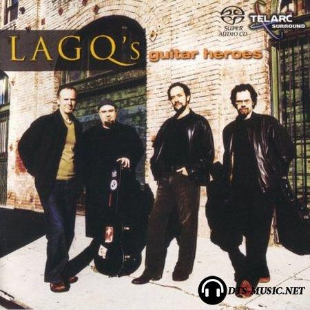 Los Angeles Guitar Quartet - LAGQ's Guitar Heroes (2004) SACD-R