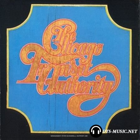 Chicago - Chicago Transit Authority (2010) Audio-DVD