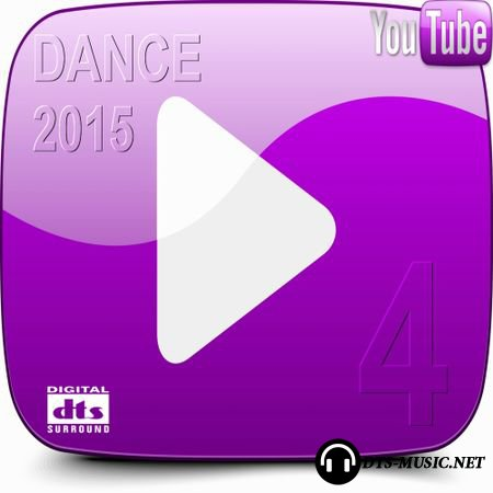 VA - YouTube Dance Music 4 2CD (2015) DTS 5.1
