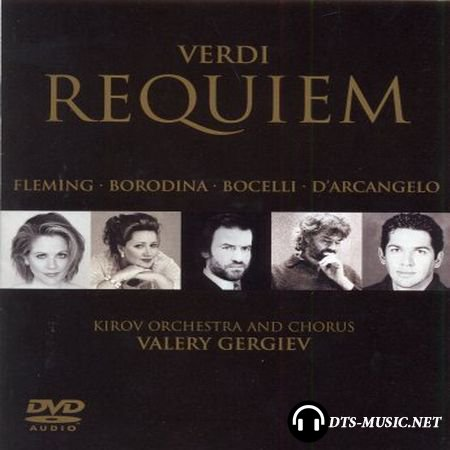 Valery Gergiev - Verdi - Requiem (2003) DVD-Audio