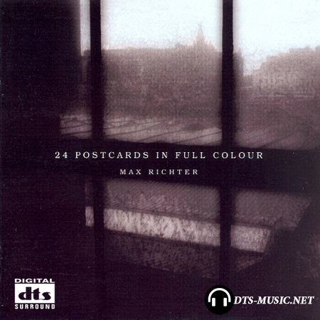 MAX RICHTER - 24 Postcards in full colour (2008) DTS 5.1