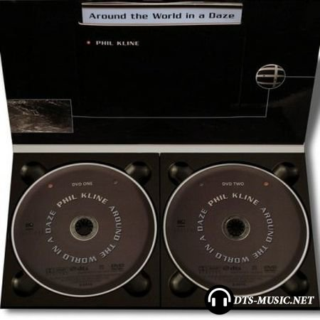 Phil Kline - Around The World In A Daze (2009) DVD-Audio