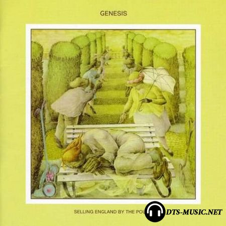 Genesis - Selling England by the Pound (2008) SACD-R