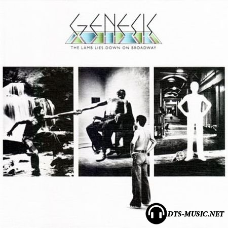 Genesis - The Lamb Lies Down on Broadway (2007) SACD-R