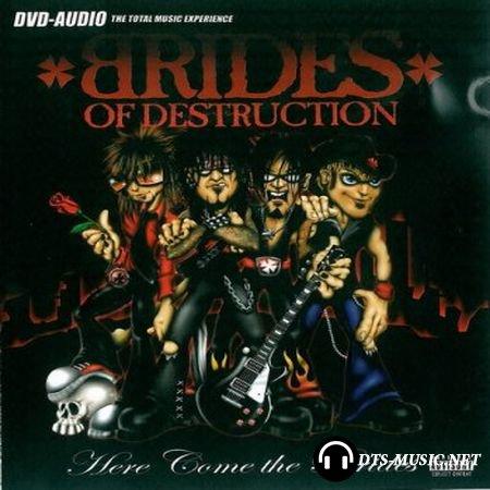 Brides Of Destruction - Here Come The Brides (2004) DVD-Audio