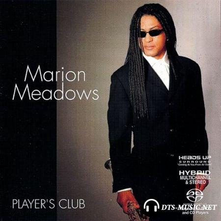 Marion Meadows - Players Club (2004) SACD-R