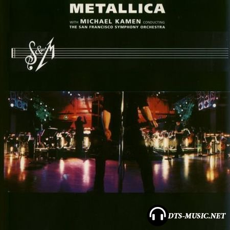Download Surround Metallica - S&M (2000) DTS 5.1 album