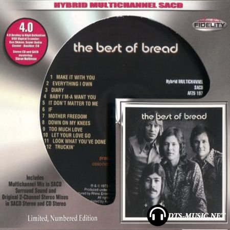 Bread - The Best of Bread (2015) SACD-R