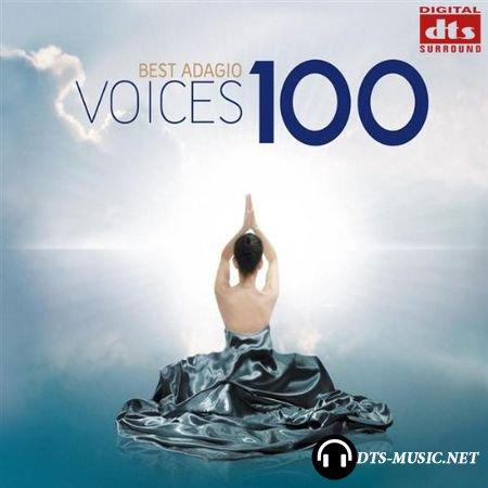 VA - 100 Best Adagio Voices (2009) DTS 5.1