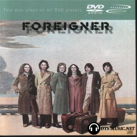 Foreigner - Foreigner (2001) DVD-Audio