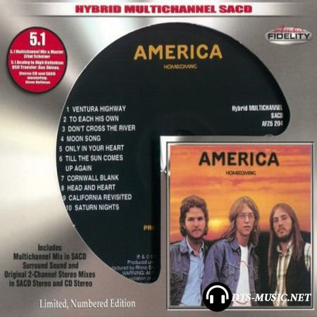 America - Homecoming (2015) SACD-R