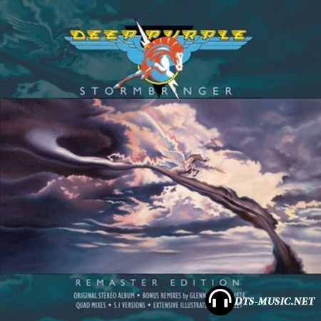 Deep Purple - Stormbringer (35th Anniversary Edition) (2009) Audio-DVD