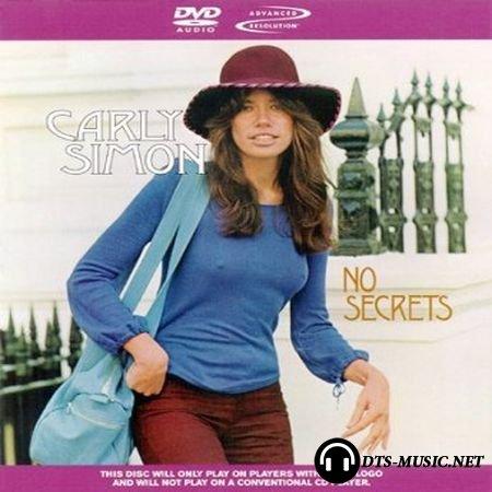 Carly Simon - No Secrets (2002) DVD-Audio