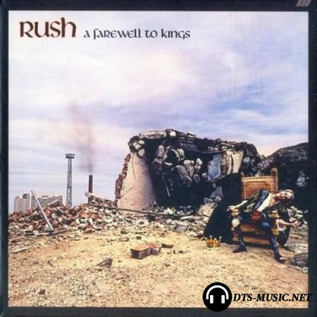 Rush - Sectors - A Farewell to Kings (2011) DVD-Audio