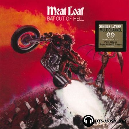 Download Surround Meat Loaf - Bat Out Of Hell (2001) DTS 5 1