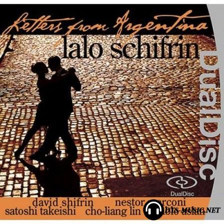 Lalo Schifrin - Letters from Argentina (2006) DVD-Audio