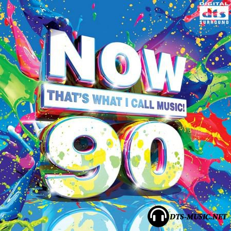 VA - NOW That's What I Call Music! 90 (2015) DTS 5.1